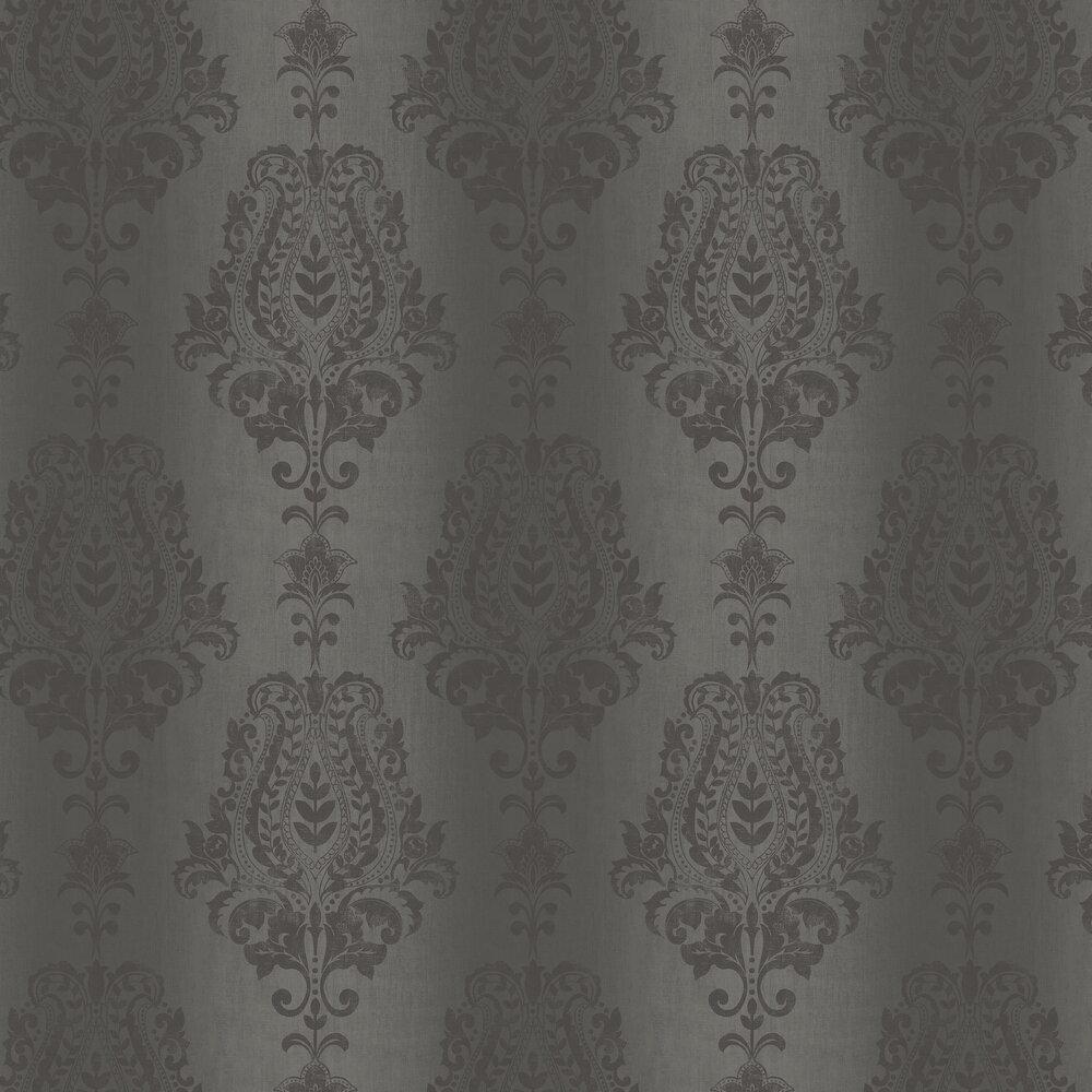 Jasmin Wallpaper - Noir Bead - by SketchTwenty 3
