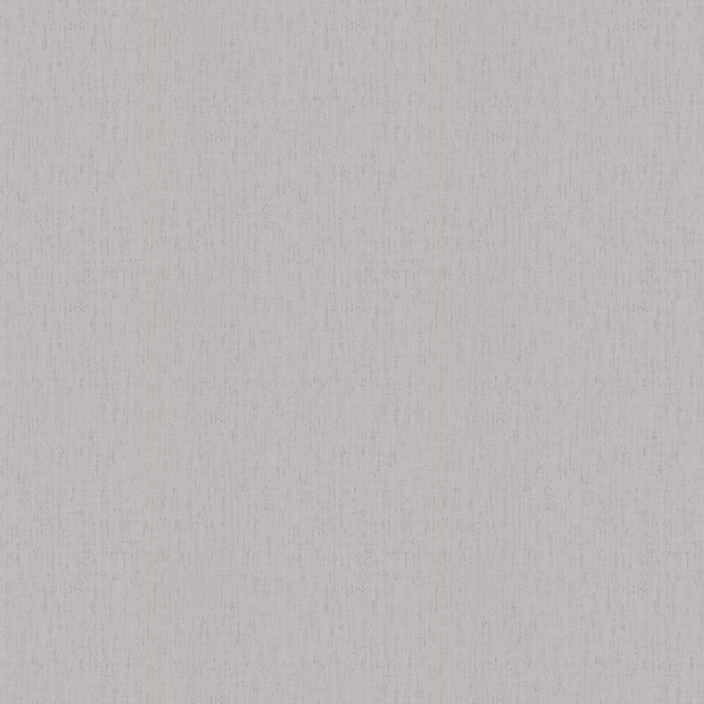 Distressed Plaster Wallpaper - Silver - by Casadeco