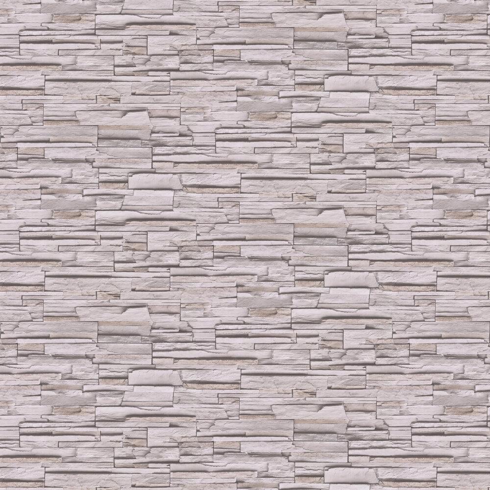 Casadeco Slate White Wallpaper - Product code: 65549000