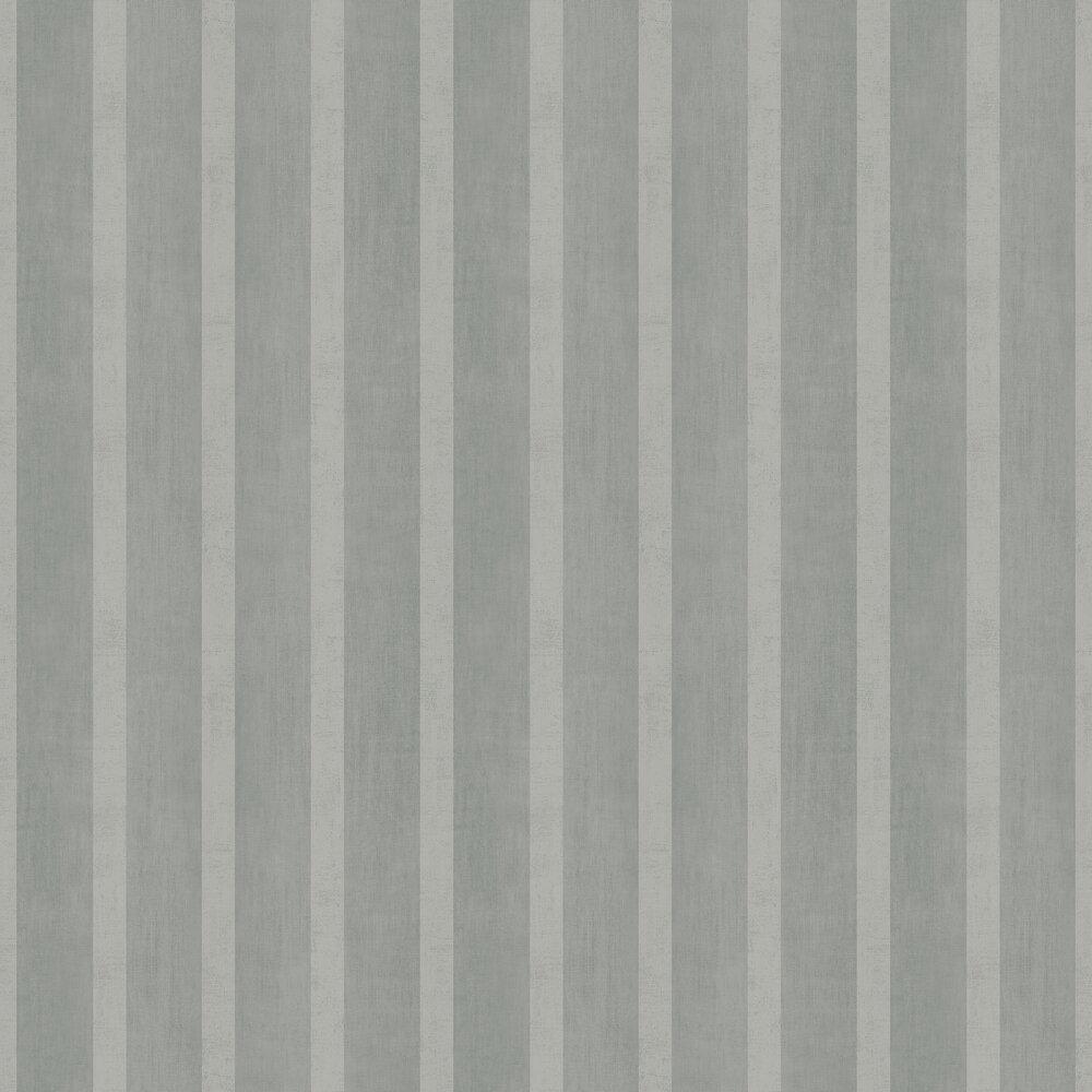 Jasmin Stripe Wallpaper - Sage - by SketchTwenty 3