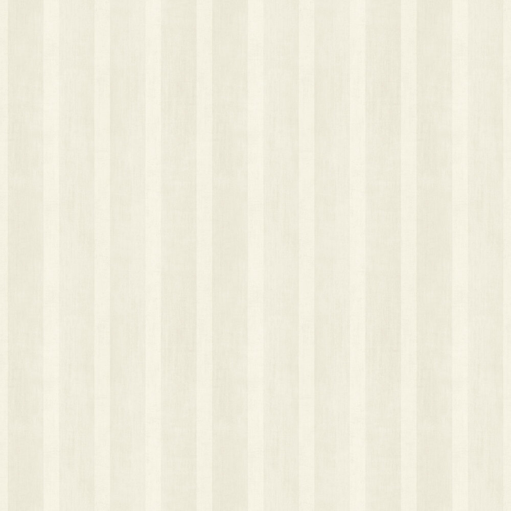 Jasmin Stripe Wallpaper - Ivory - by SketchTwenty 3