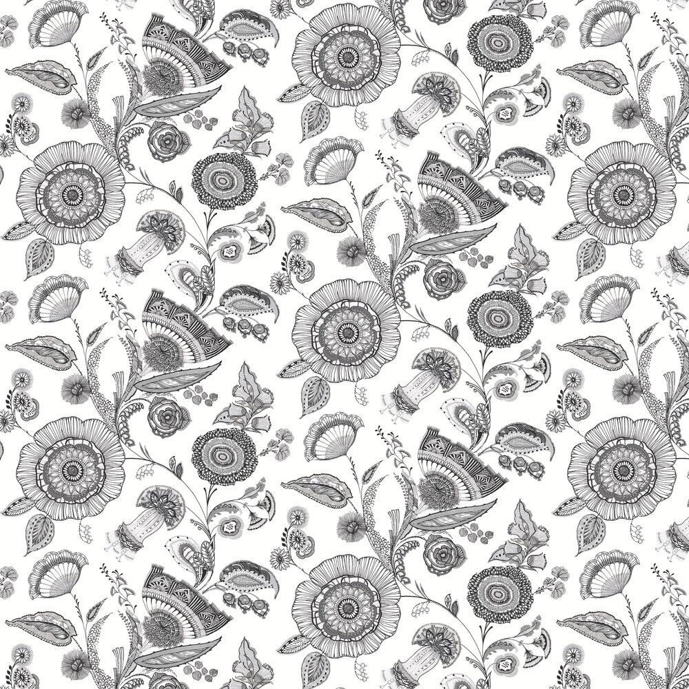 Arthouse Catarina Black / White Wallpaper - Product code: 690800