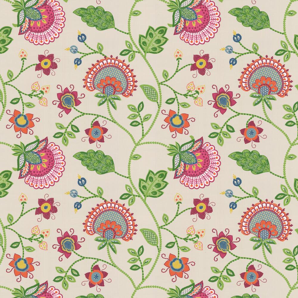 Portofino Wallpaper - Brights - by Thibaut