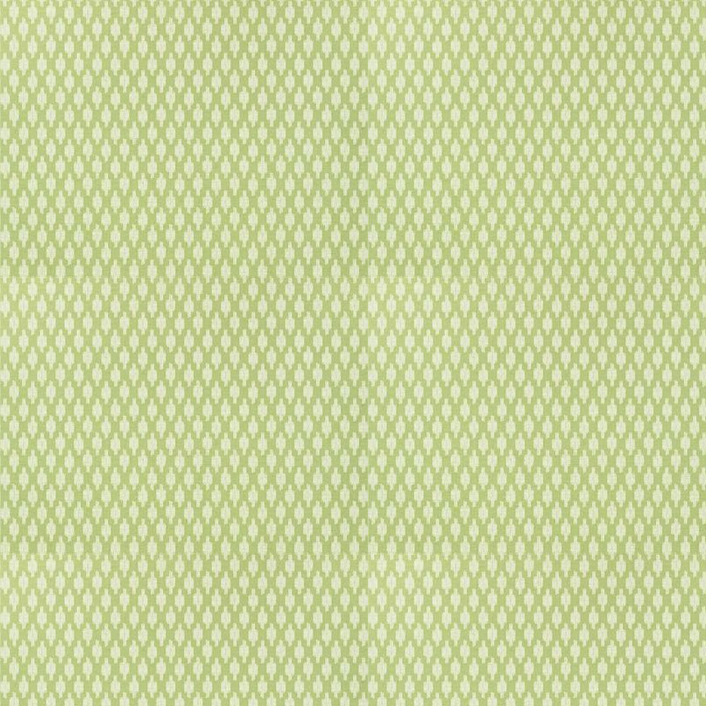 Troy Wallpaper - Green - by Thibaut