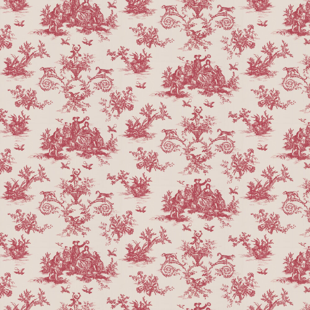 Toile Wallpaper - Berry Head - by Albany