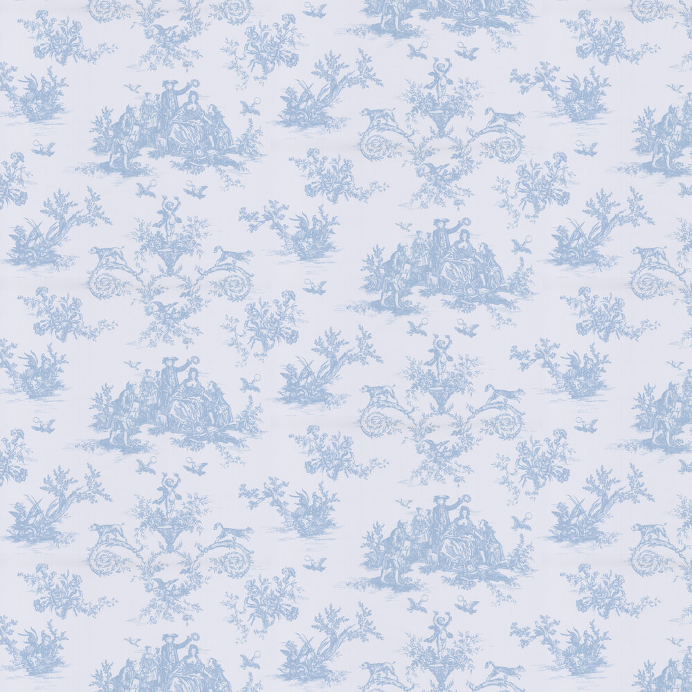 Albany Toile Cambourne Wallpaper - Product code: CB3006