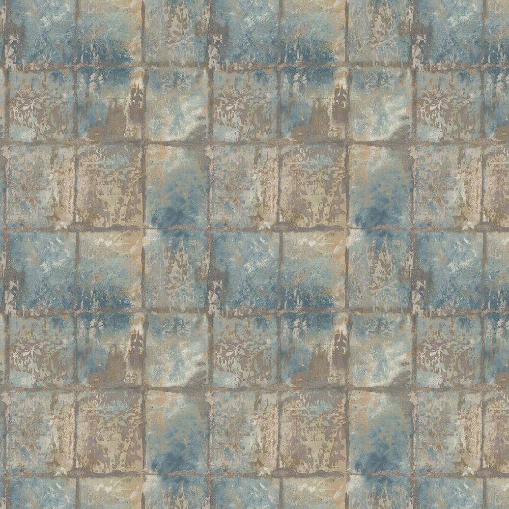 Ceramica Wallpaper - Moonstone - by Prestigious