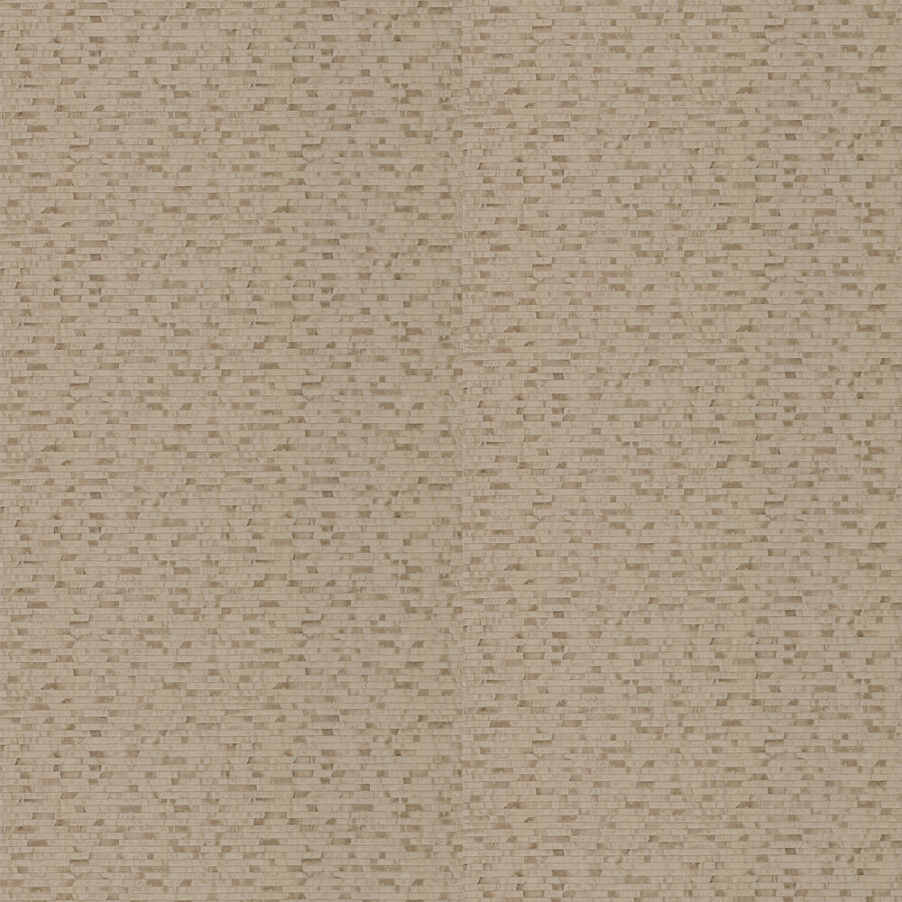 Goldrush Wallpaper - Taupe - by Carlucci di Chivasso