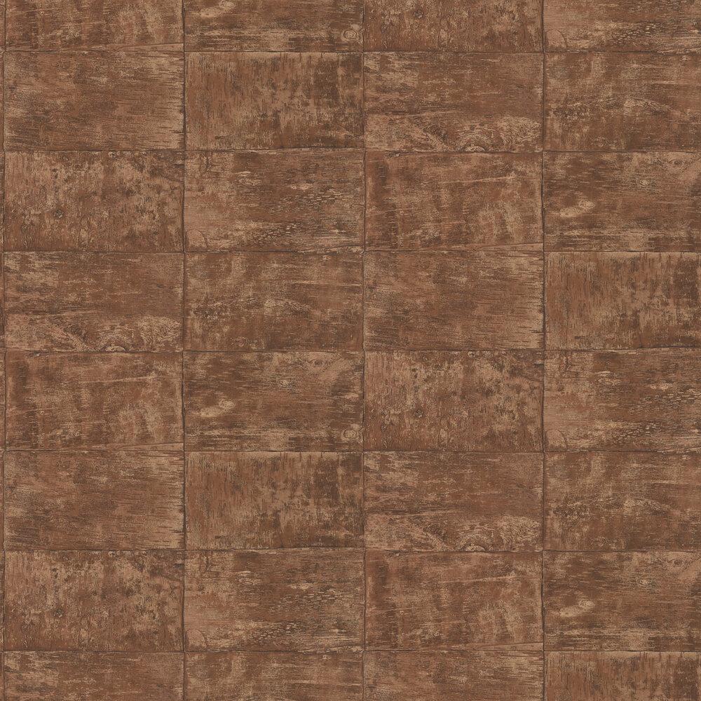 Goia Wallpaper - Copper - by Carlucci di Chivasso