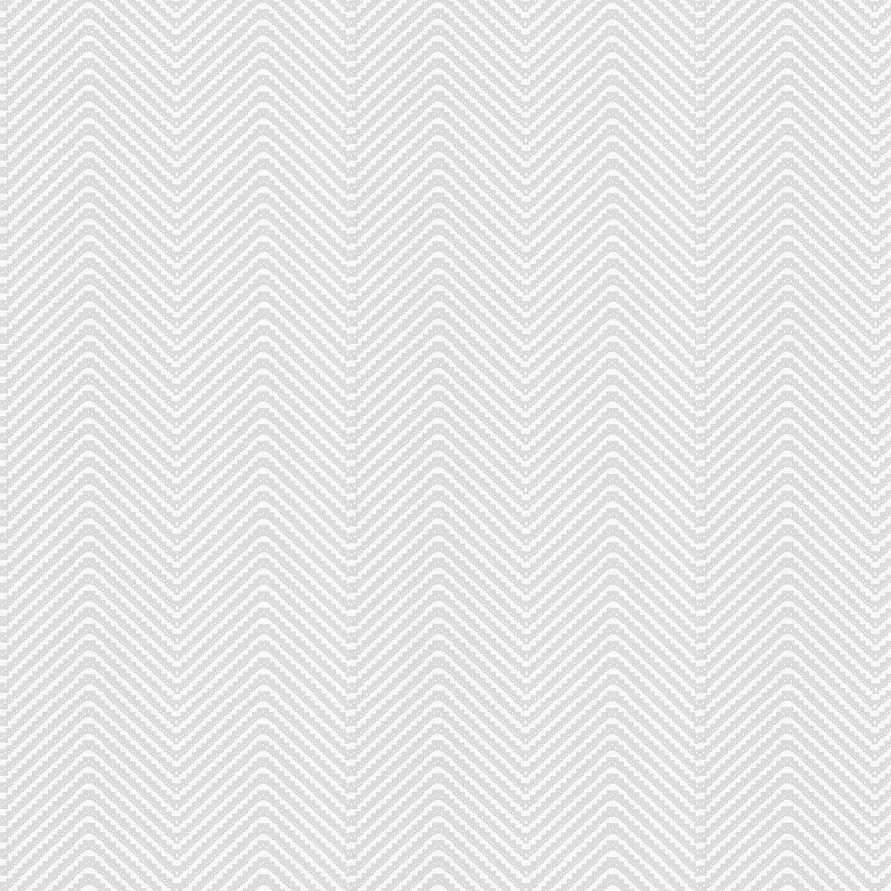 Chevron Pale Grey Wallpaper - by Barneby Gates