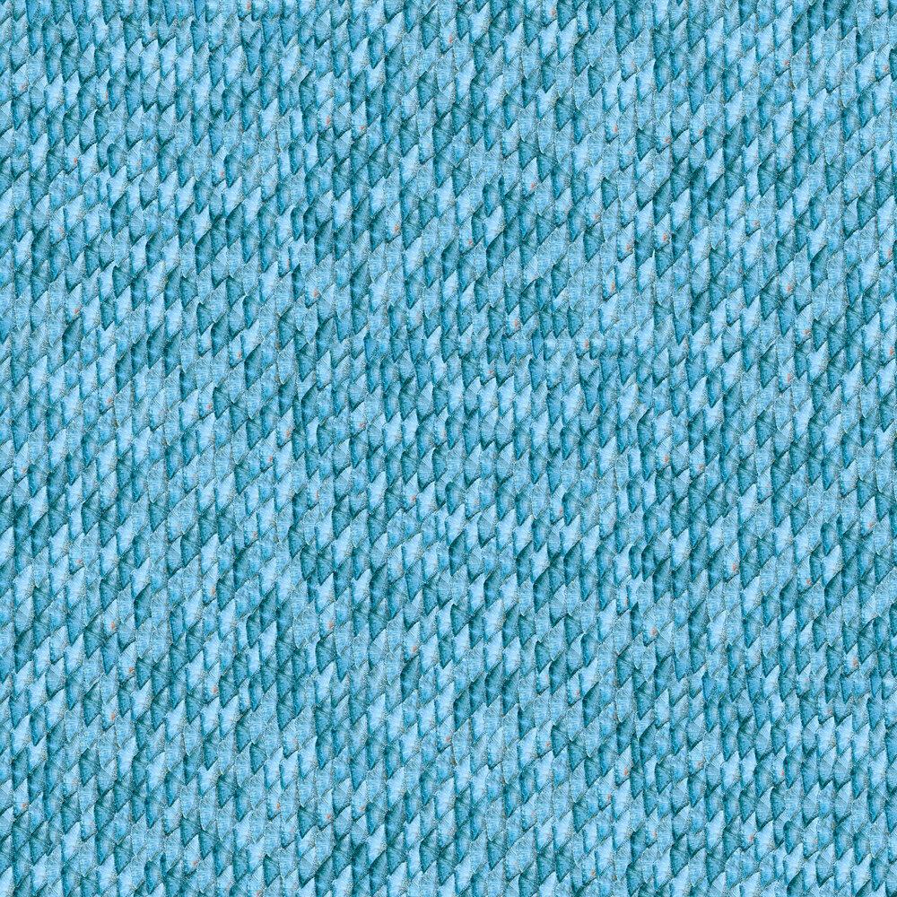Coordonne Mermaid Tail Blue Wallpaper - Product code: 5800071