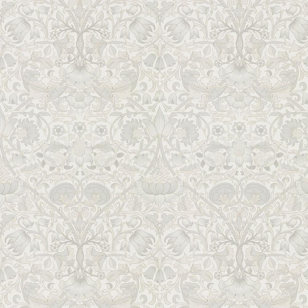 Pure Lodden Wallpaper - Chalk / Eggshell - by Morris