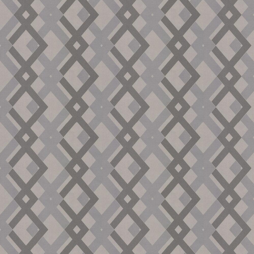 JAB Anstoetz  Big Band Silver Wallpaper - Product code: 4-4046-020