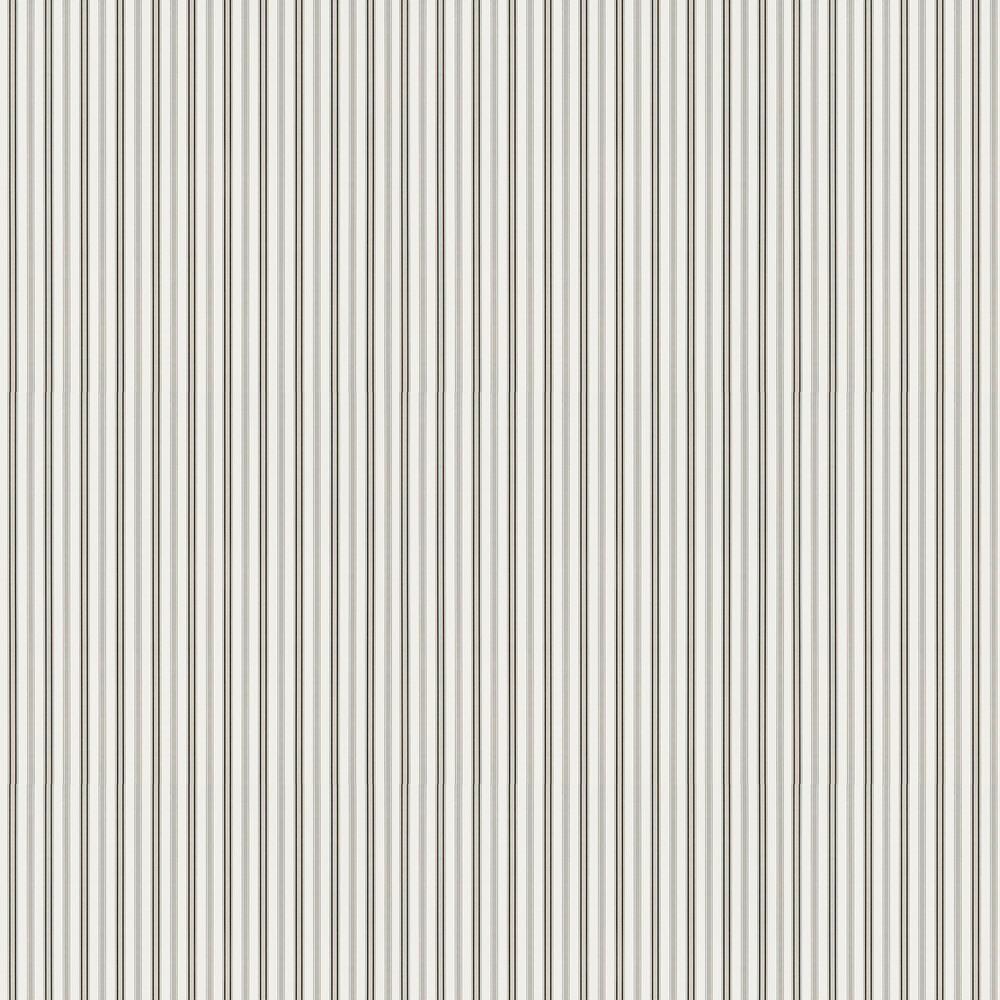 Ralph Lauren Basil Stripe Black  Wallpaper - Product code: PRL709/04
