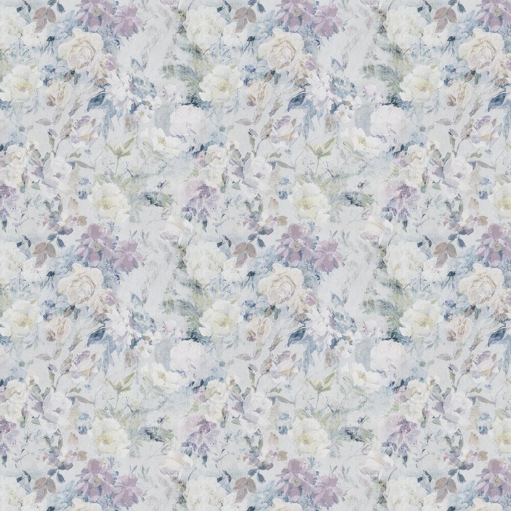 Marianne Wallpaper - Viola - by Designers Guild