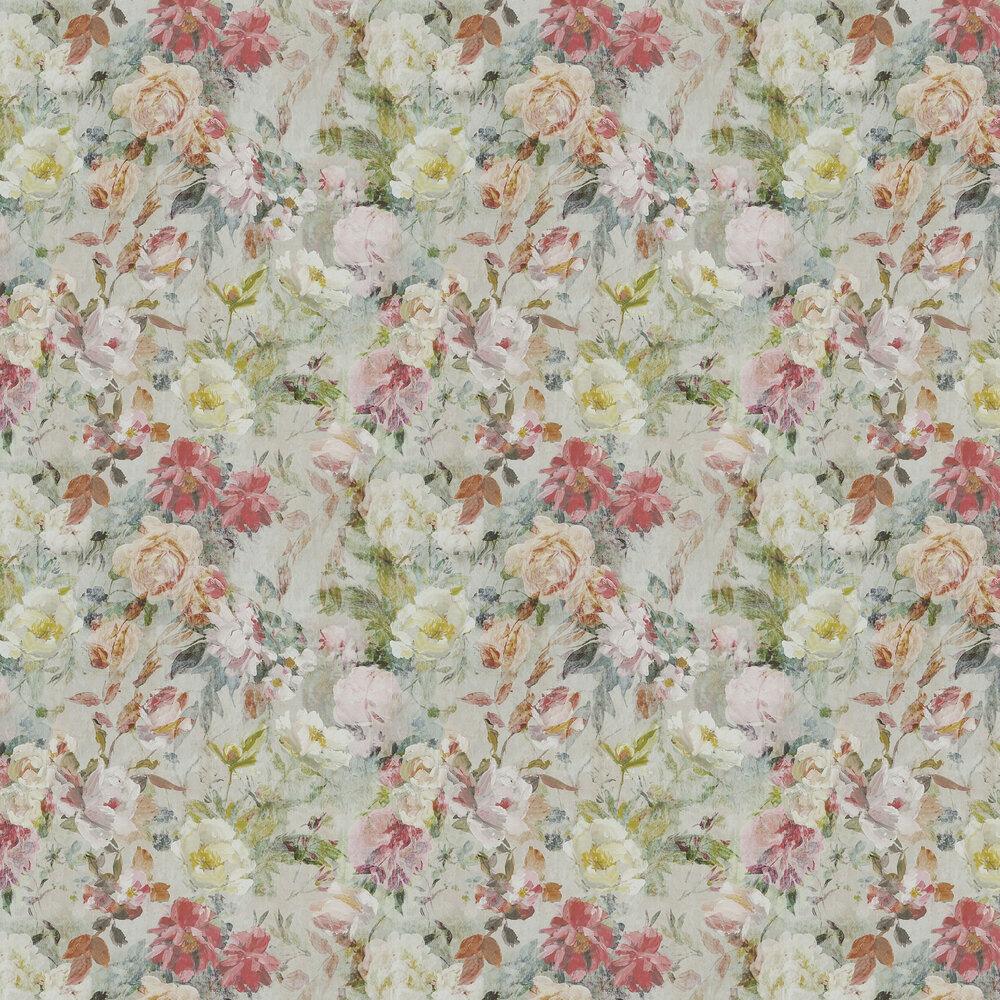 Marianne Wallpaper - Linen - by Designers Guild