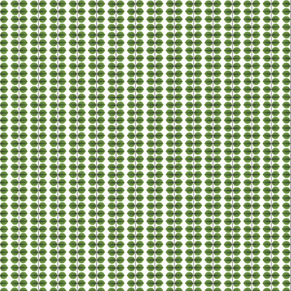 Boråstapeter Bersa Green Wallpaper - Product code: 1750