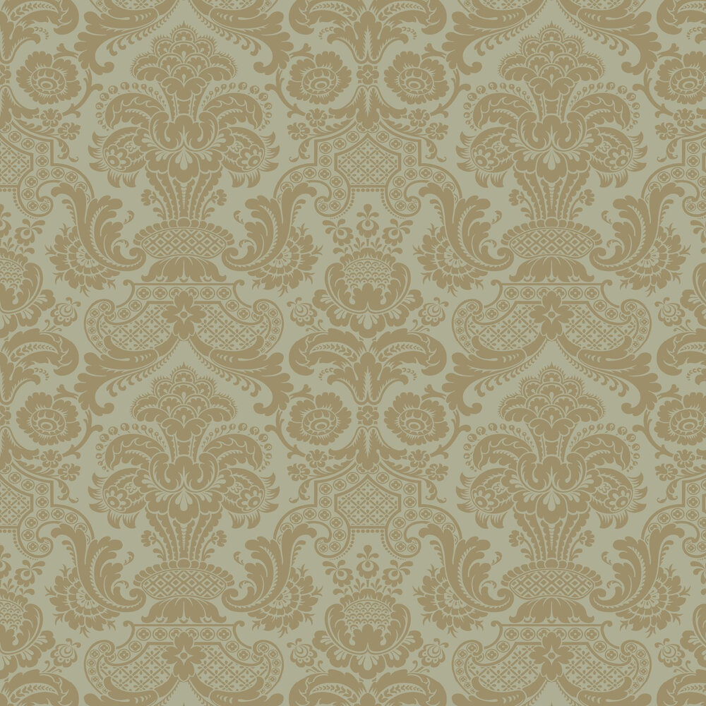 Cole & Son Carmen Khaki Wallpaper - Product code: 108/2006