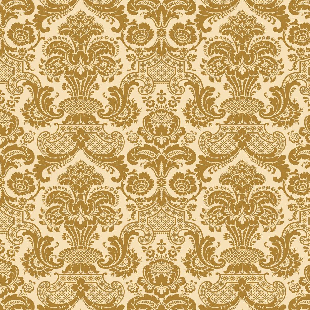 Cole & Son Carmen Gold Wallpaper - Product code: 108/2007