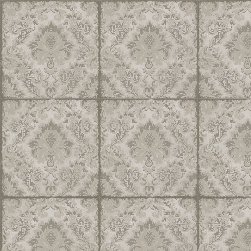 Cole & Son Stravinsky Gilver Wallpaper - Product code: 108/4019