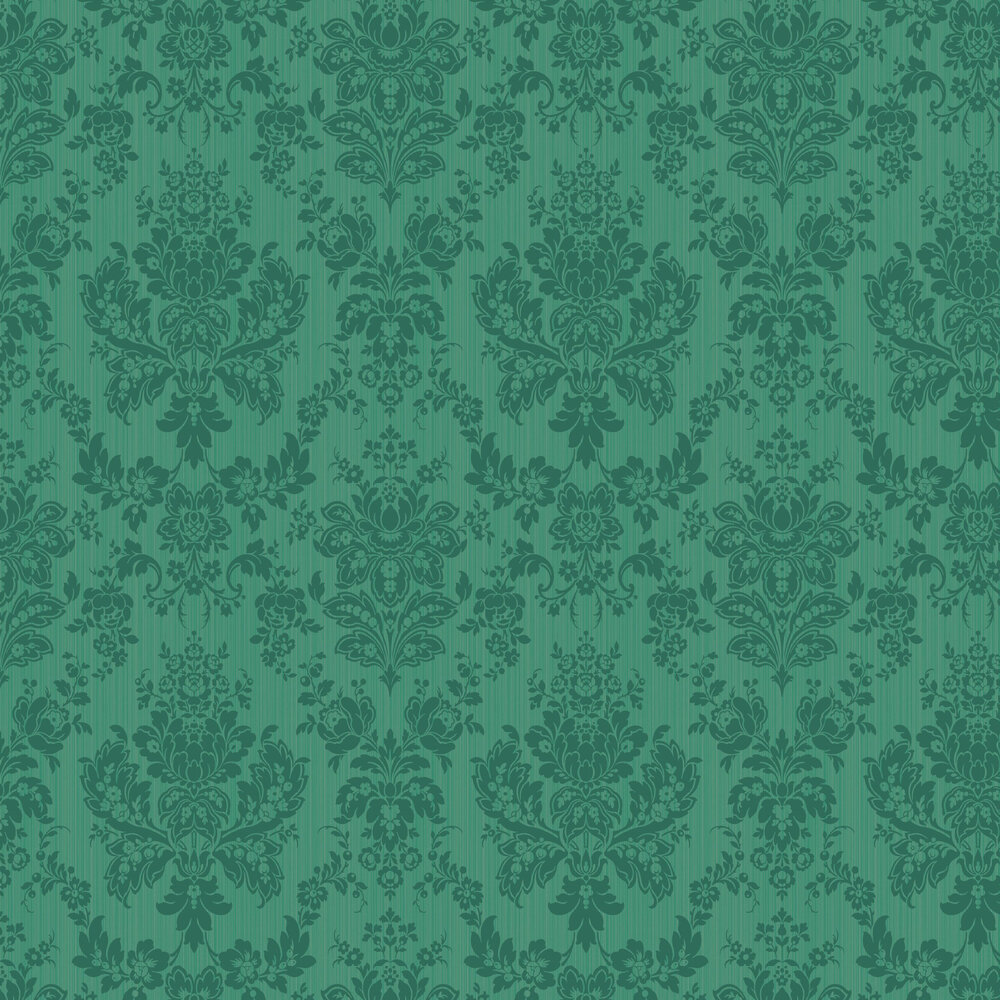 Cole & Son Giselle Forest Green Wallpaper - Product code: 108/5027