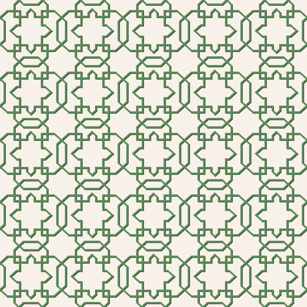 SketchTwenty 3 Ellwood Summer Garden Green Wallpaper - Product code: MH00423