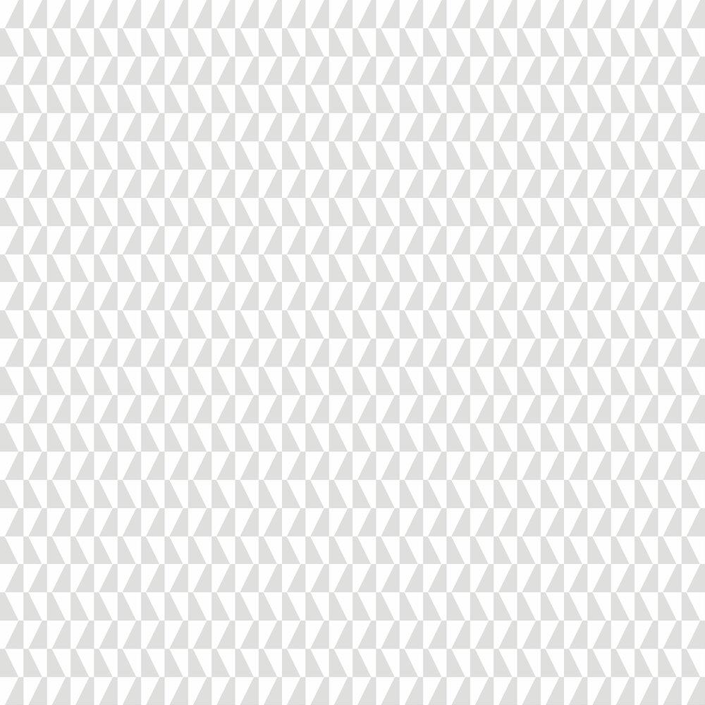 Trapez Wallpaper - Silver - by Boråstapeter
