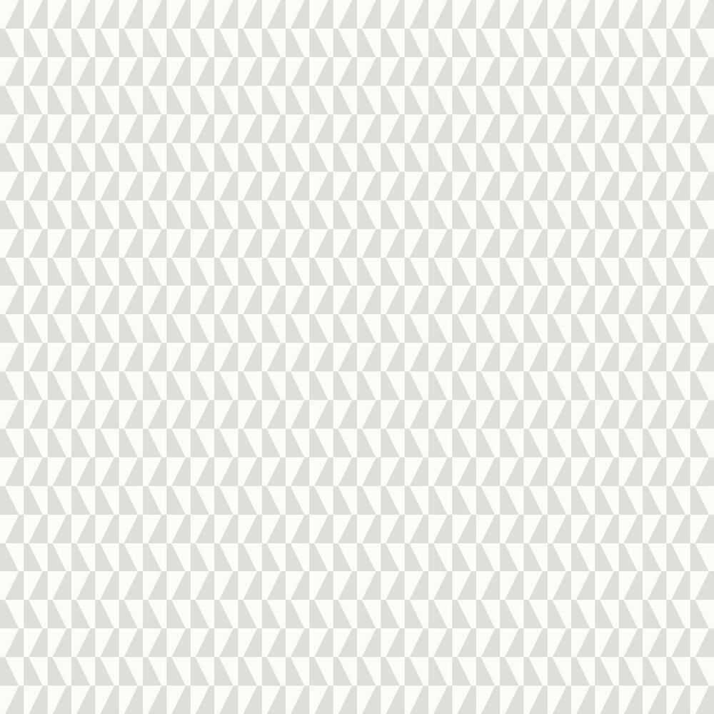 Trapez Wallpaper - Pale Duck Egg - by Boråstapeter