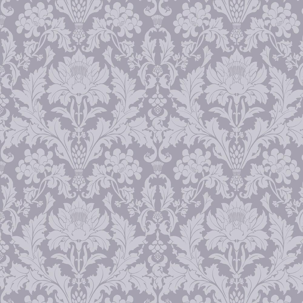 Fonteyn Wallpaper - Mink - by Cole & Son