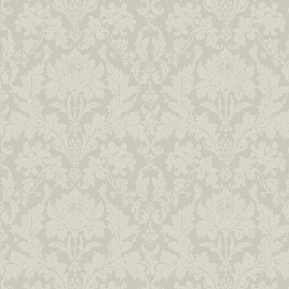 Cole & Son Fonteyn Old Olive Wallpaper - Product code: 108/7035