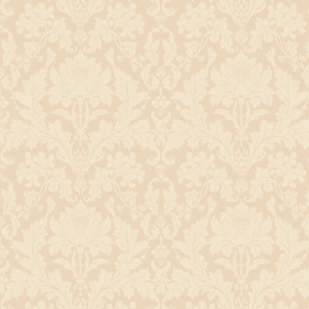 Fonteyn Wallpaper - Buff - by Cole & Son