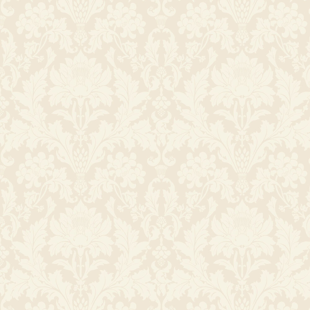 Fonteyn Wallpaper - Parchment - by Cole & Son