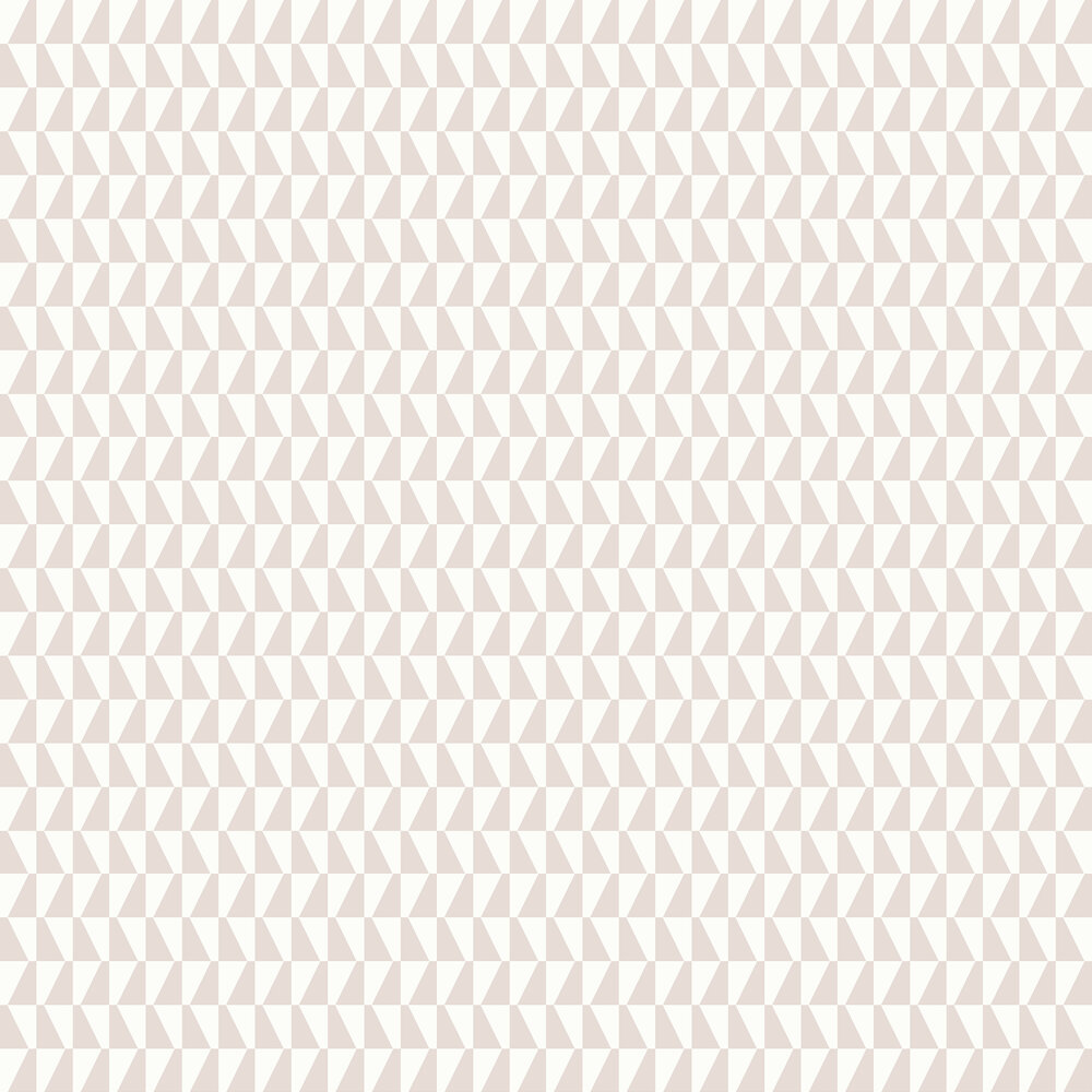 Boråstapeter Trapez Pale Pink & White Wallpaper - Product code: 1780