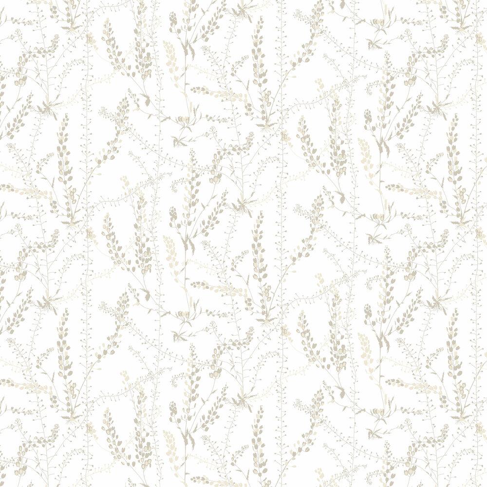 Boråstapeter Bladranker Ivory Wallpaper - Product code: 1785