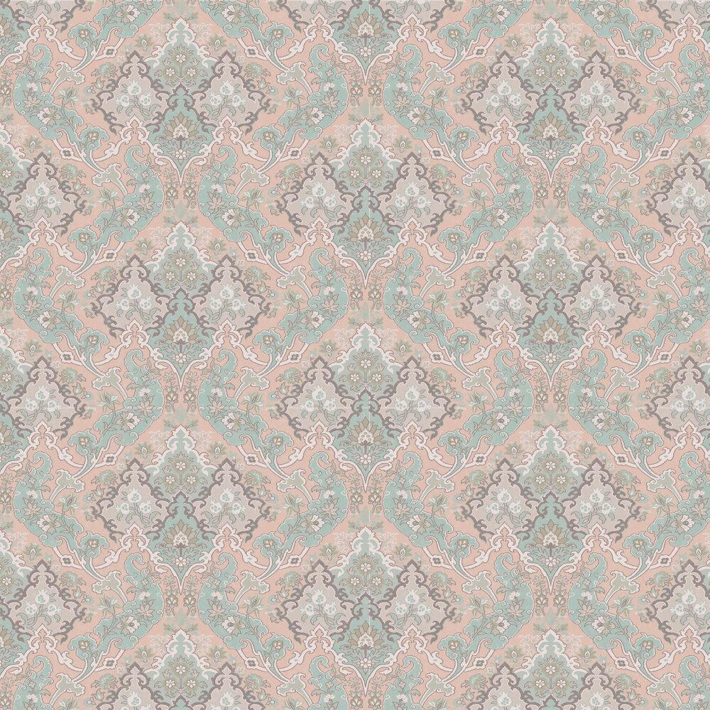Pushkin Wallpaper - Pastel - by Cole & Son