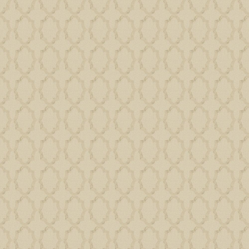 Morocco  Wallpaper - Gold - by SketchTwenty 3