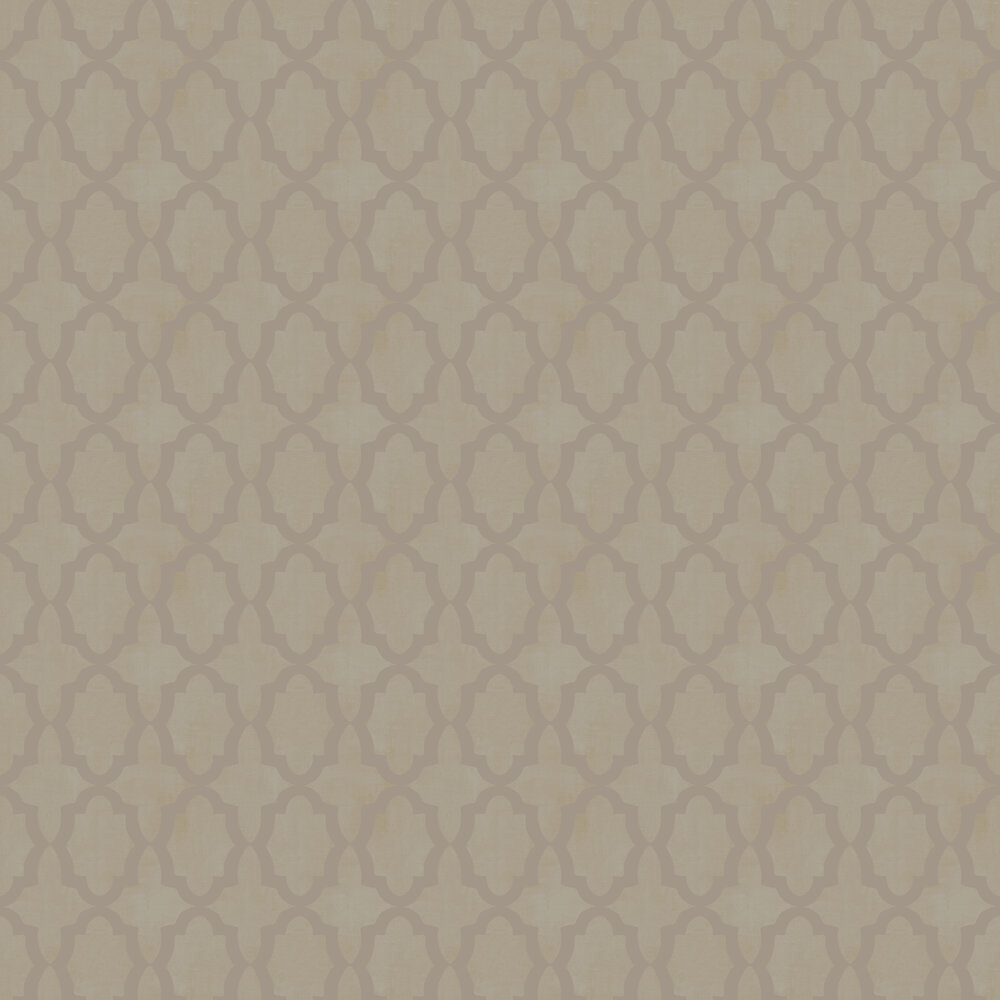 SketchTwenty 3 Morocco Beads Iridescent Taupe Wallpaper - Product code: SH00635