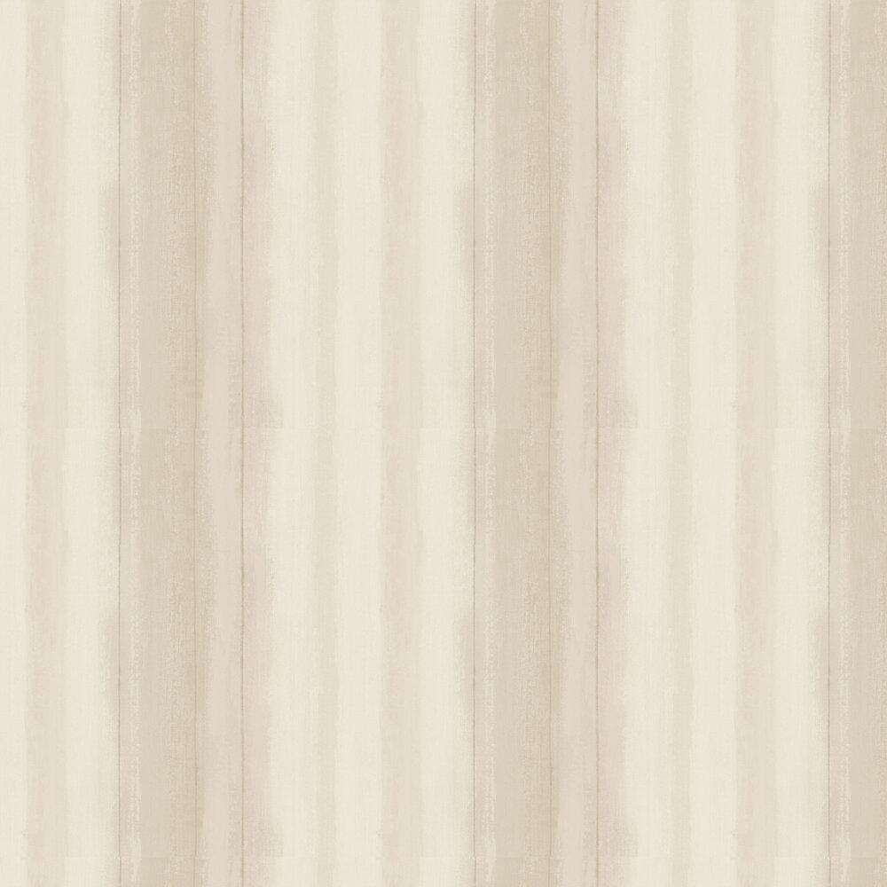 Soft Stripe Wallpaper - Sand - by SketchTwenty 3