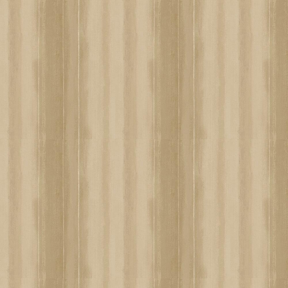 Soft Stripe Wallpaper - Gold - by SketchTwenty 3