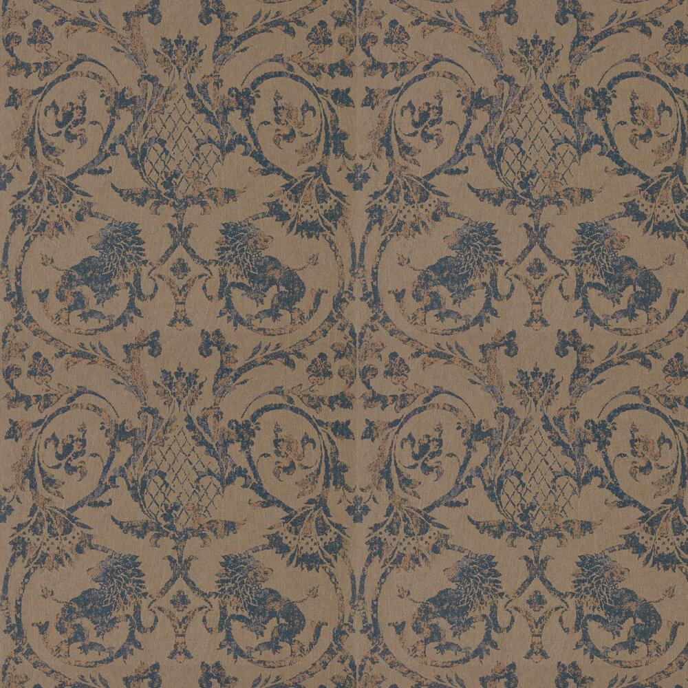 Zoffany Landseer Copper Wallpaper - Product code: 312615