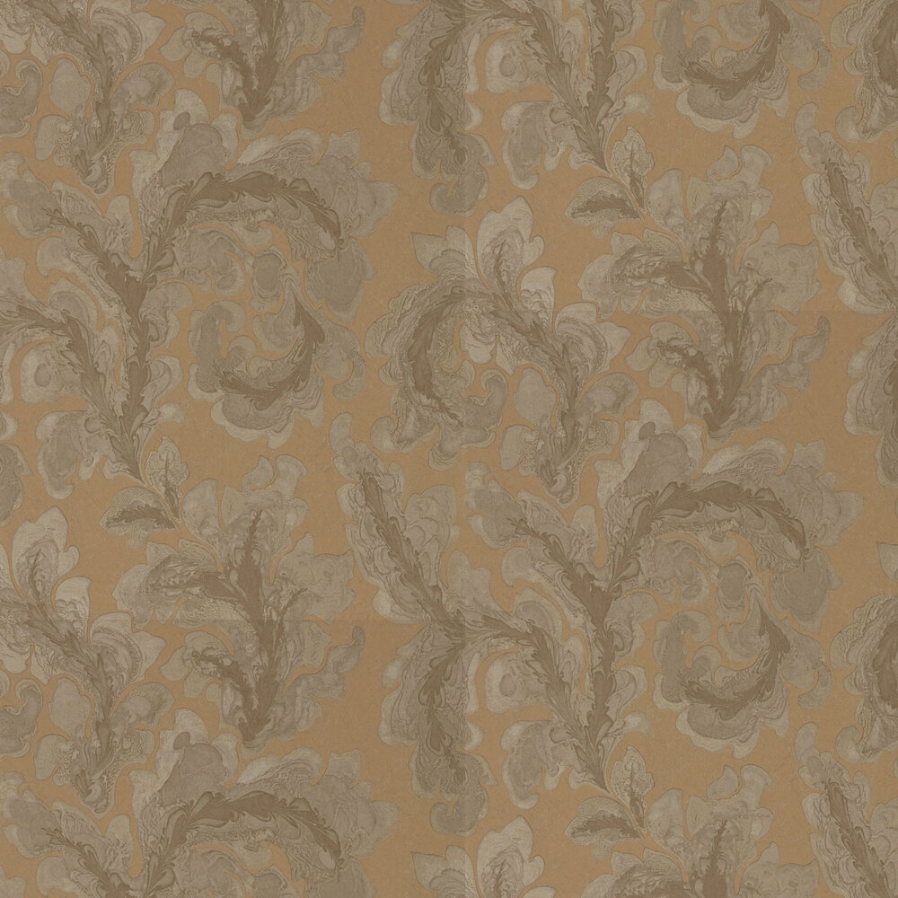 Zoffany Acantha Amber Wallpaper - Product code: 312618