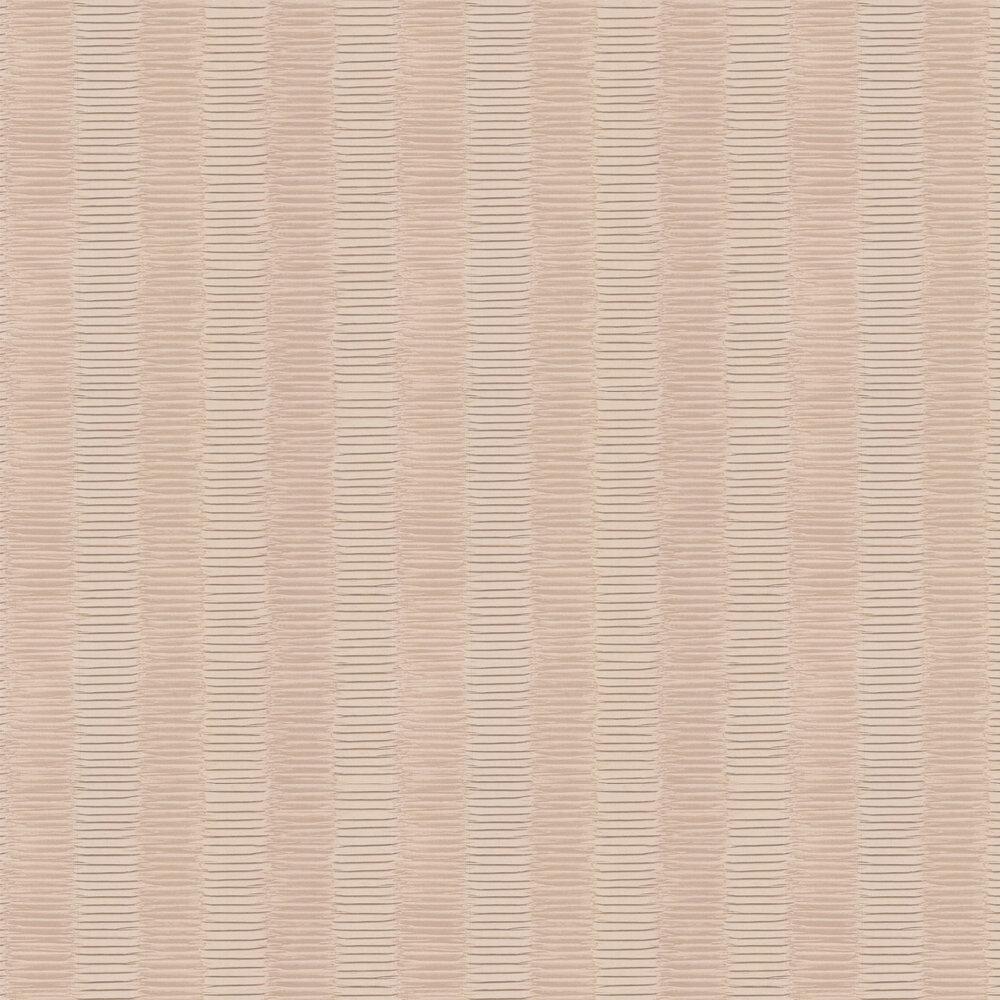 Nina Campbell Concertina Oyster Wallpaper - Product code: NCW4275/05