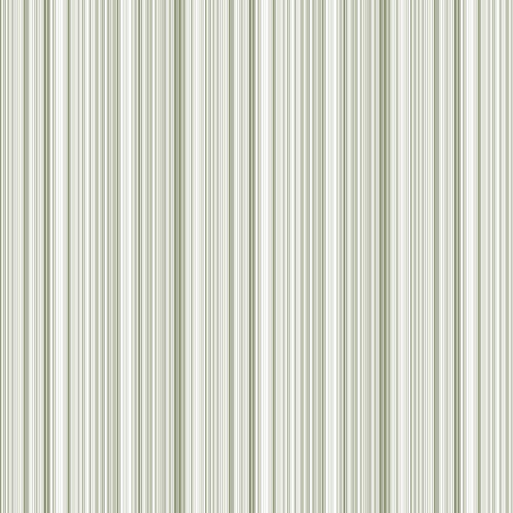 Ackord Wallpaper - Green - by Boråstapeter