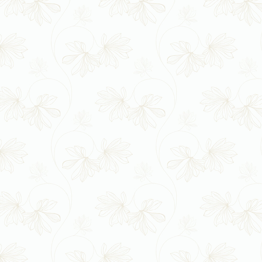 Boråstapeter Espri Cream Wallpaper - Product code: 5460