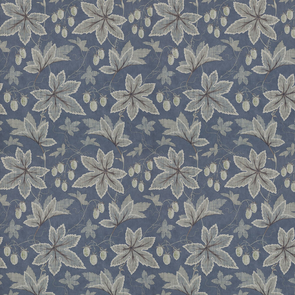 Colefax and Fowler Lindon Blue Wallpaper - Product code: 07173/05
