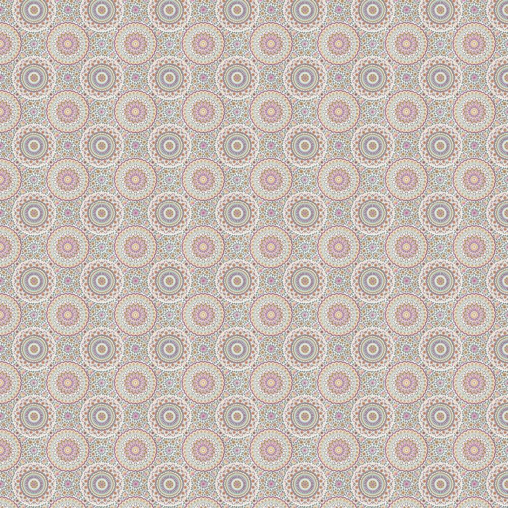 Mizo Wallpaper - Multi - by Boråstapeter