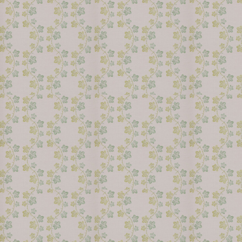 Colefax and Fowler Lotta Green Wallpaper - Product code: 07177/06