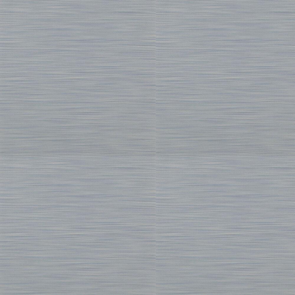 Kenton Wallpaper - Indigo - by Colefax and Fowler