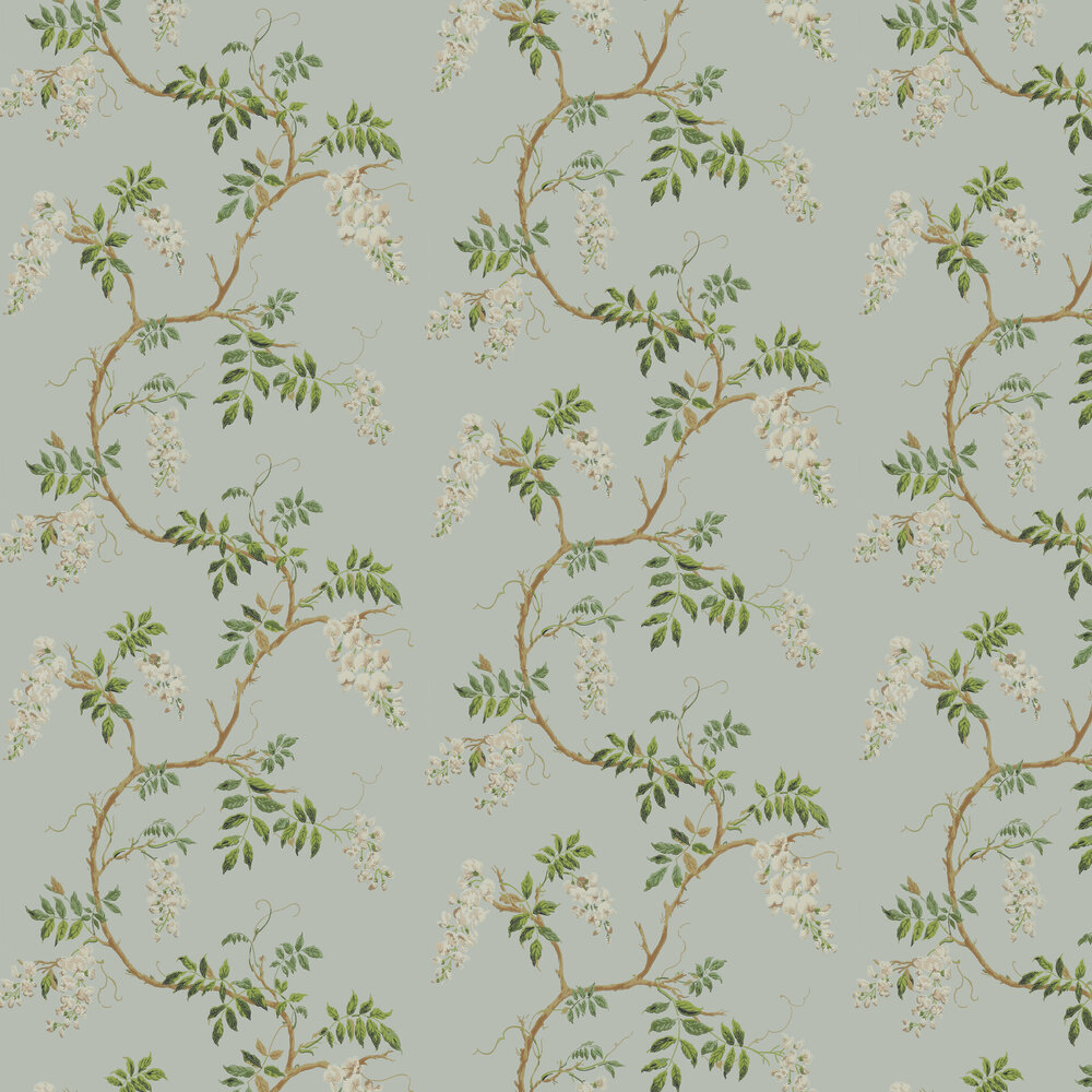 Alderney by Colefax and Fowler - Aqua