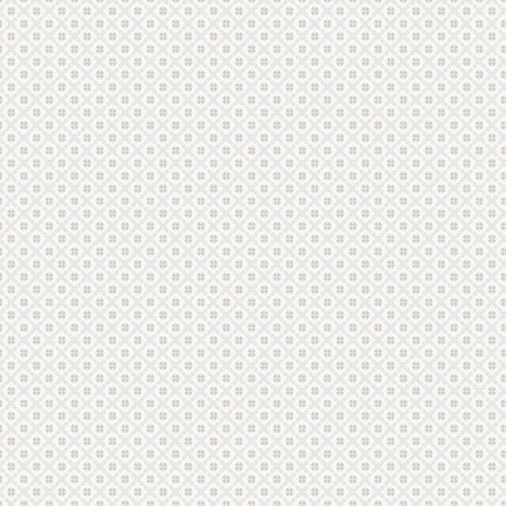 Josefina Wallpaper - Beige - by Boråstapeter